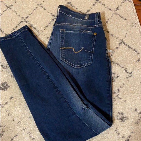 7 For All Mankind Denim - 7 for all mankind